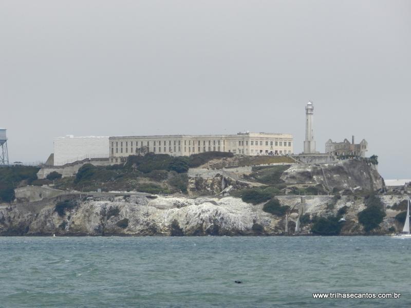 Alcatraz São Francisco Califórnia