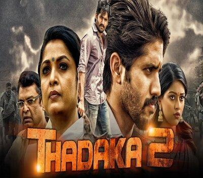 Thadaka 2 (2019) Hindi Dubbed 720p HDRip x264 1GB Movie Download