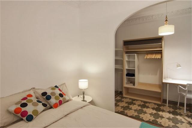 piso reformado para estudiantes
