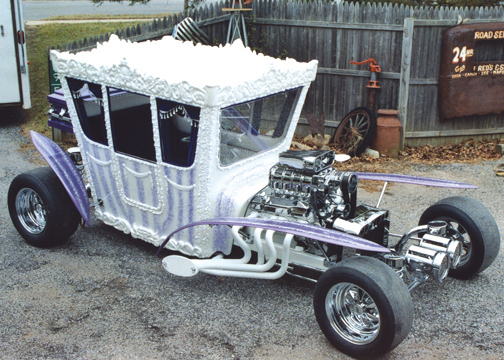 Just A Car Guy: Dan Woods, At 18 Made The Milk Truck, And