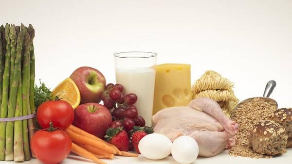 7 mitos alimenticios que no son ciertas
