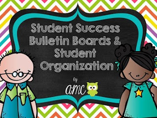 https://www.teacherspayteachers.com/Product/Student-Success-Bulletin-Boards-and-Student-Organization-Editable-1351713