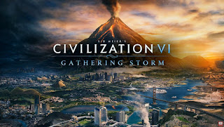 تحميل لعبه Sid Meiers Civilization VI Gathering Storm 2019  للكمبيوتر برابط مباشر ميديا فاير :-