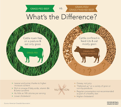 The Health Benefits of Grassfed Meats
