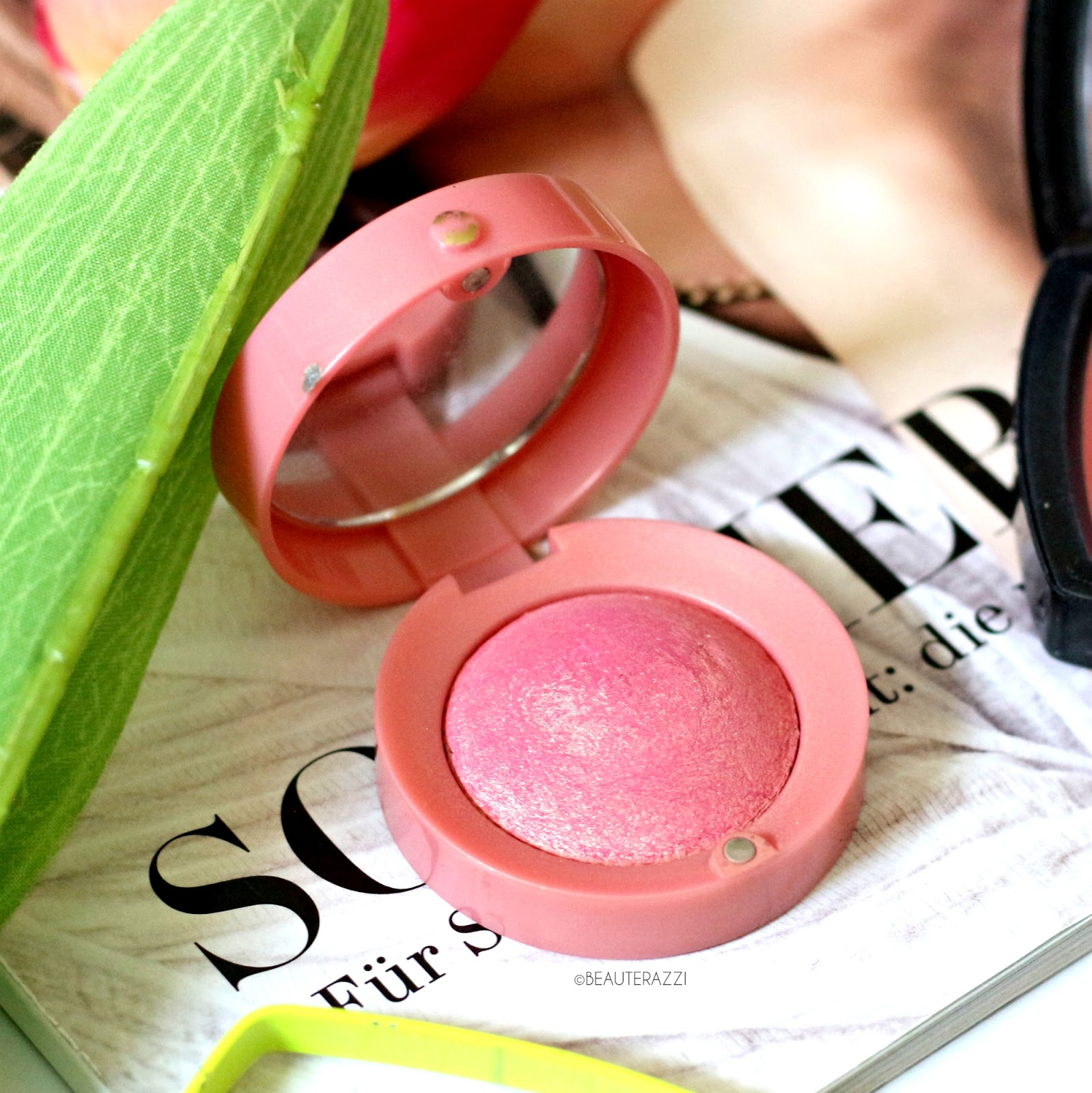 Bourjois Little Round Blush in 'Rose D'Or'