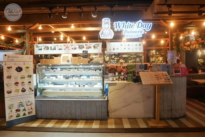 :: รีวิว ร้านขนมสไตล์ญี่ปุ่น White Day Patisserie  ::