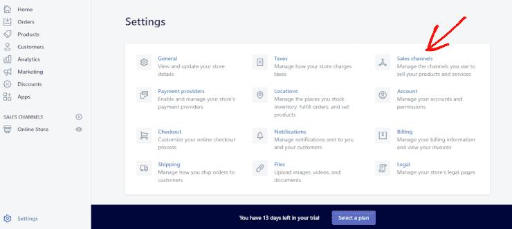 menambahkan shopify ke wordpress dengan tombol beli