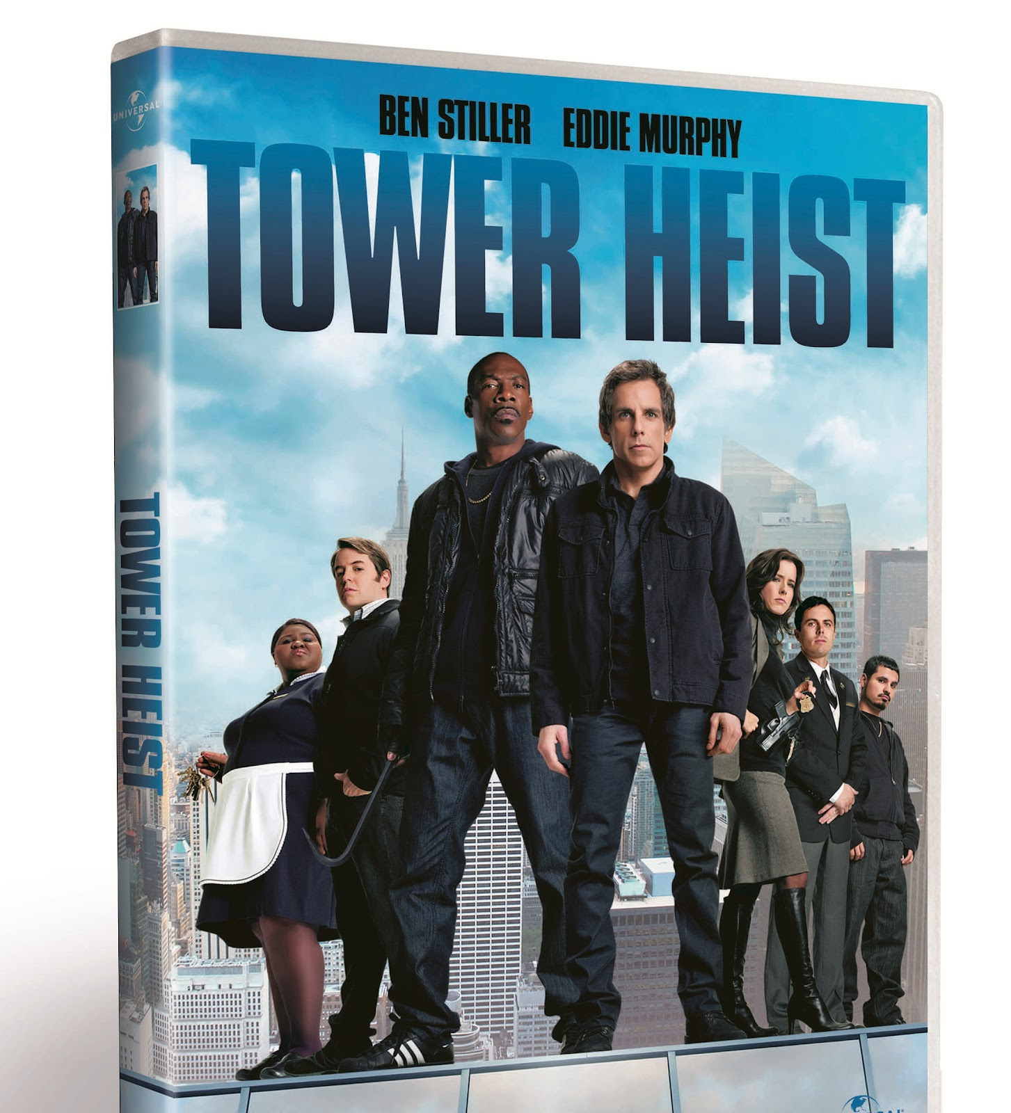 TOWER HEIST is CRIMINALLY FUNNY!!! - Out now on Blu-ray ...