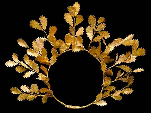 Bensozia Greek Gold Treasures Of The Classical World