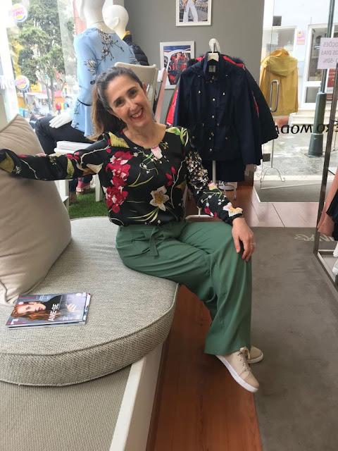 Paper bag pants, coleção vero moda, na shanna boutique