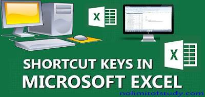 Excel Shortcut Keys