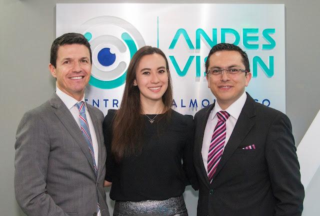 Óptica Los Andes inauguró su primer centro oftalmológico 'Andes Visión'