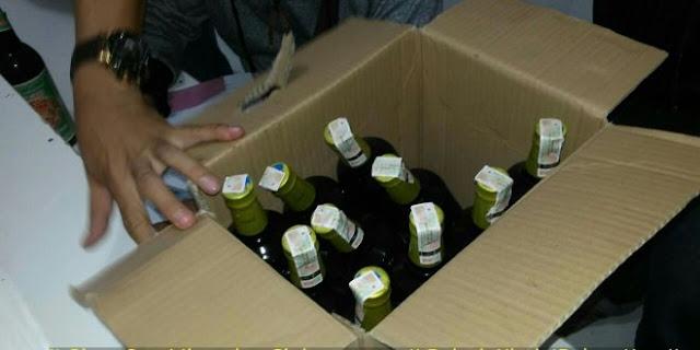Kapolres Karawang:Sikat Habis Minuman Keras