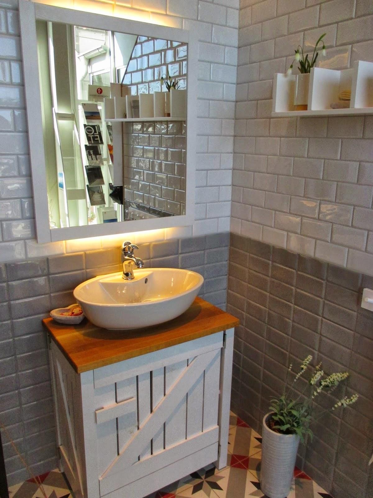 Muebles Baño Vintage:decoraconmaría: PORTAL DE RECICLAJE: DE CÓMODA A MUEBLE DE BAÑO
