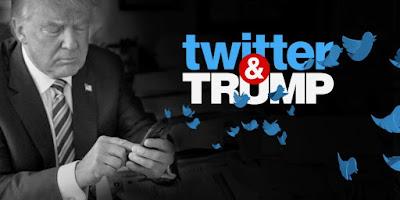 ترامب وتويتر