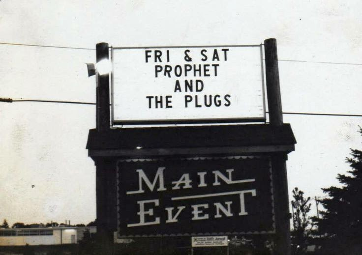 The Main Event rock club in New Brunswick, New Jersey