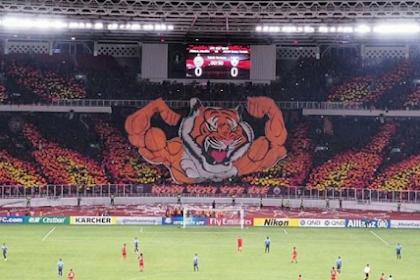 Sebelum Liga 1 2018 Berakhir, Persija Siap Gelar Laga Kandang di GBK