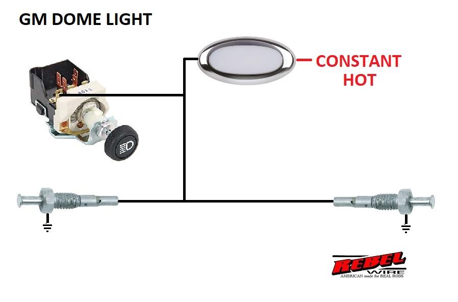 3 wire dome light wiring diagram  schematic wiring diagram