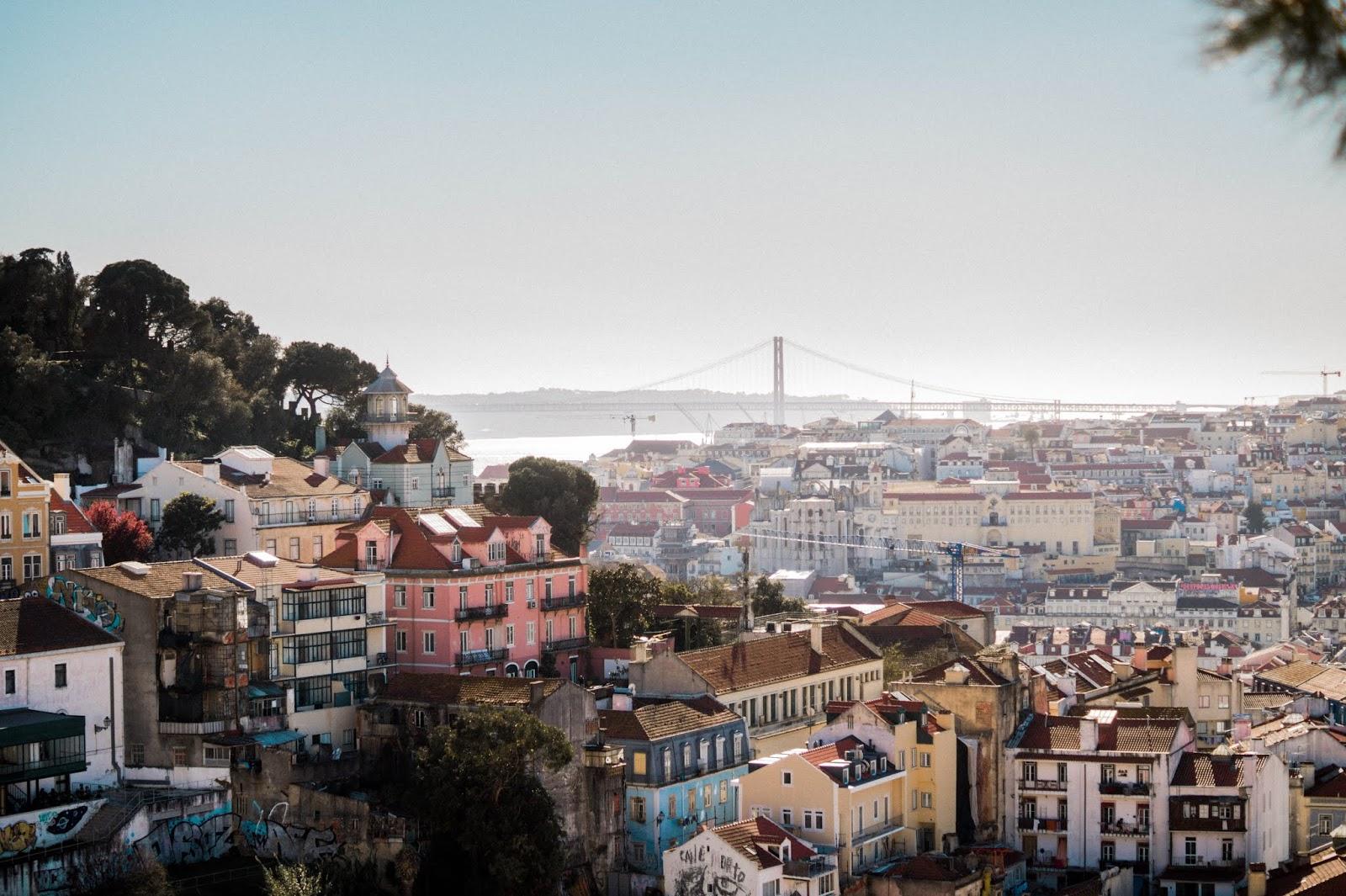 miradouro Lisbonne