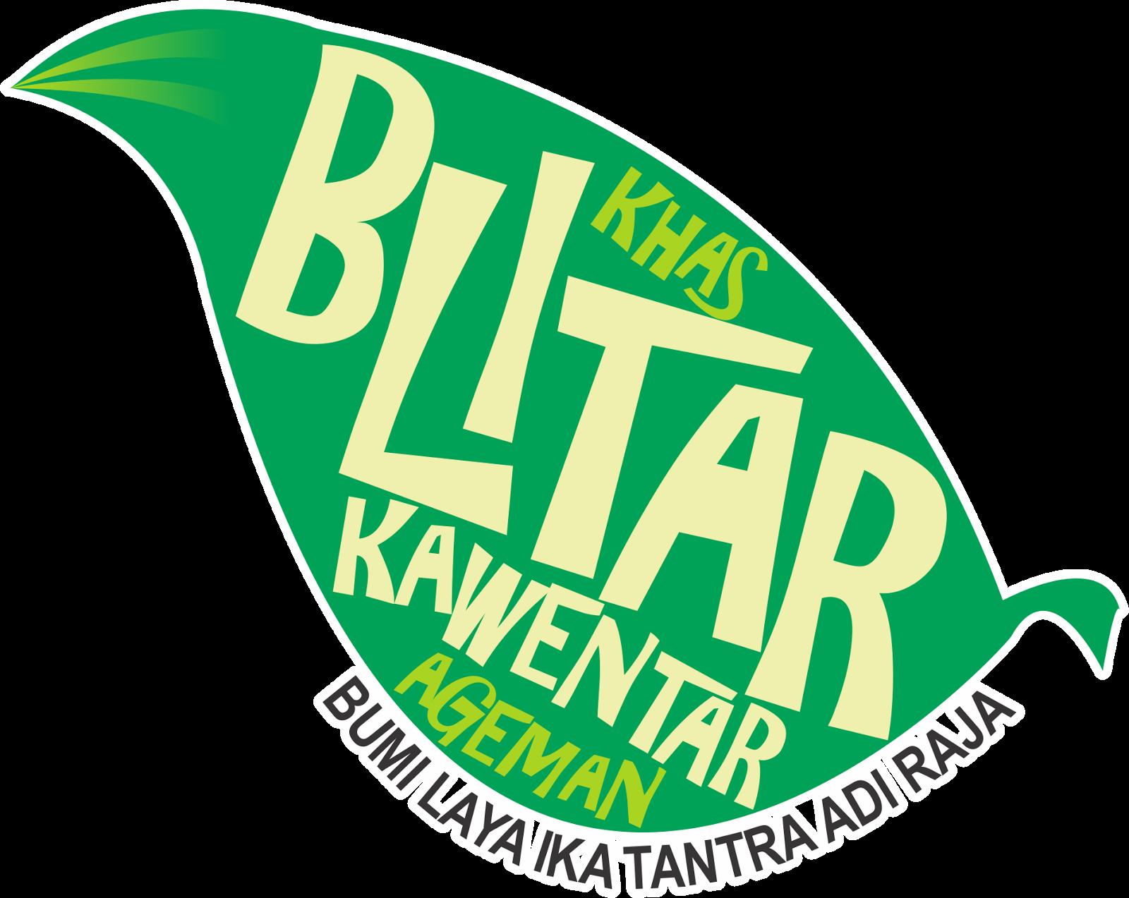Design Ikon Oleh Oleh Kabupaten Blitar