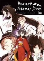 Bungo Stray Dogs, Critique Manga, Manga, Ototo, Seinen,