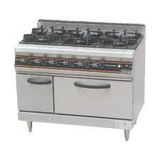 kompor gas oven