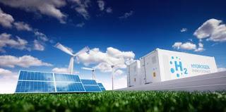 energi alternatif hidrogen