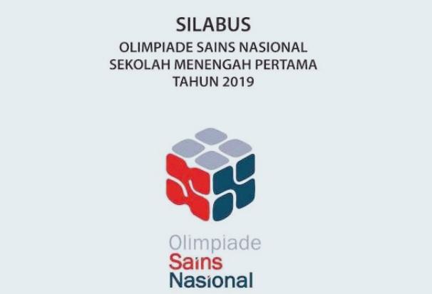 Silabus OSN SMP Tahun 2019 ( Matematika, IPA dan IPS)