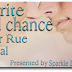 Cover Reveal - my favorite second chance by Author Rue