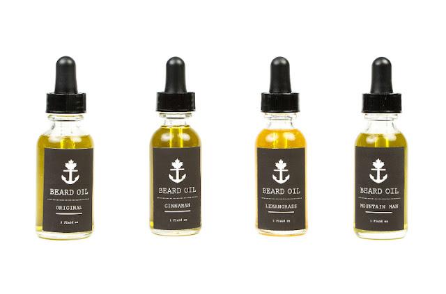 Illbury + Goose Beard Oil