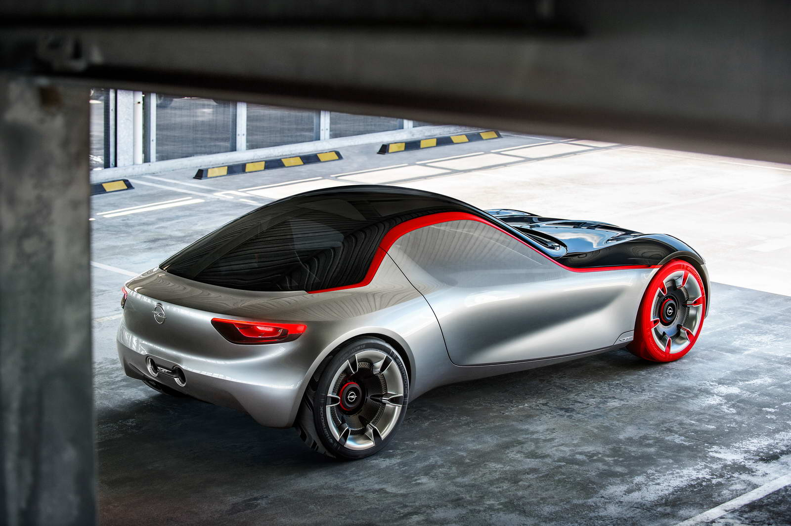 Opel Should Definitely Build The GT Concept