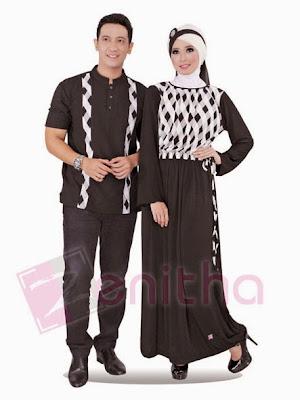 Model Pakaian Pesta Muslim Couple Terbaru