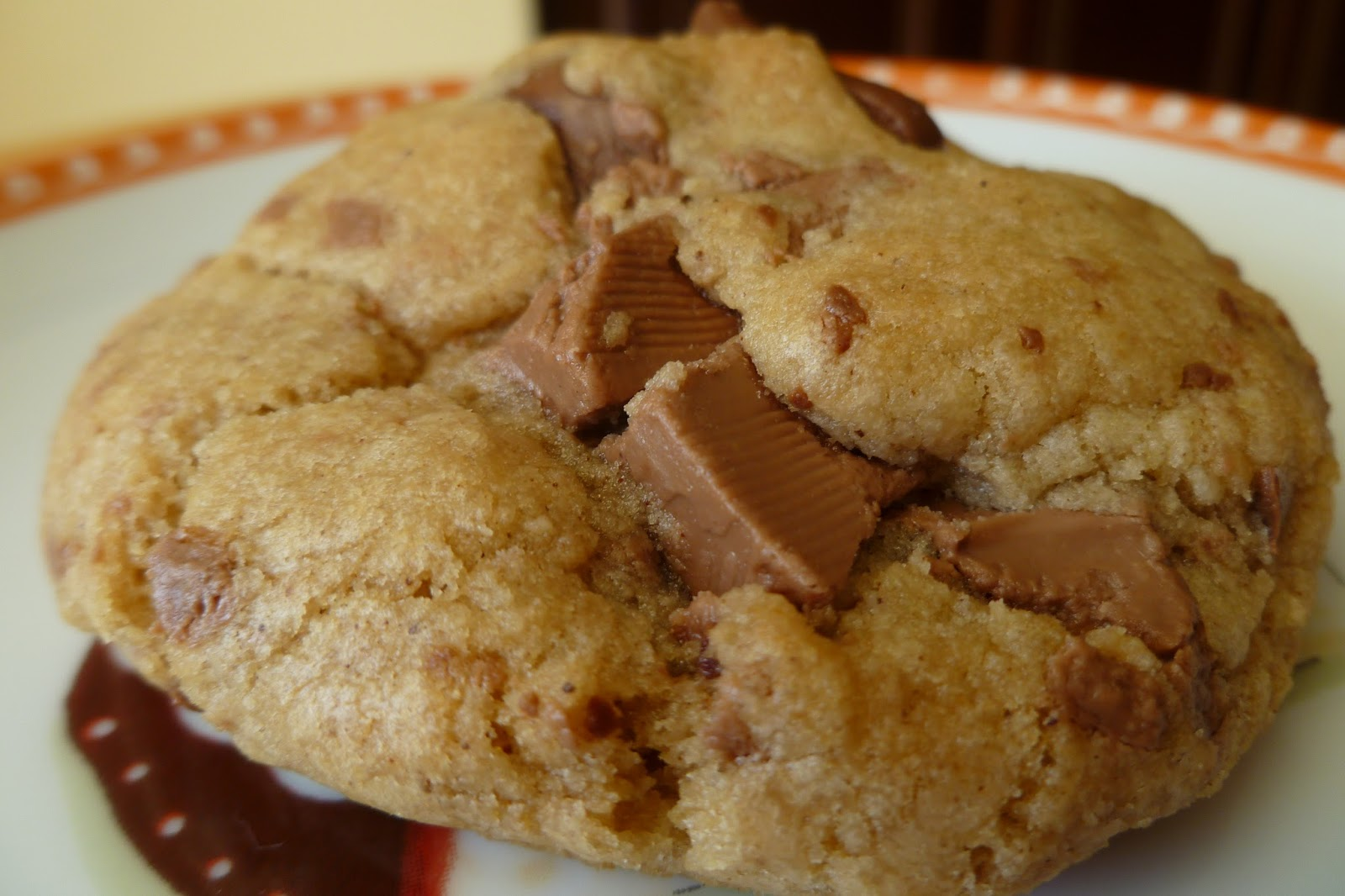 The Pastry Chef's Baking: Bakery Style Chocolate Chip Cookies