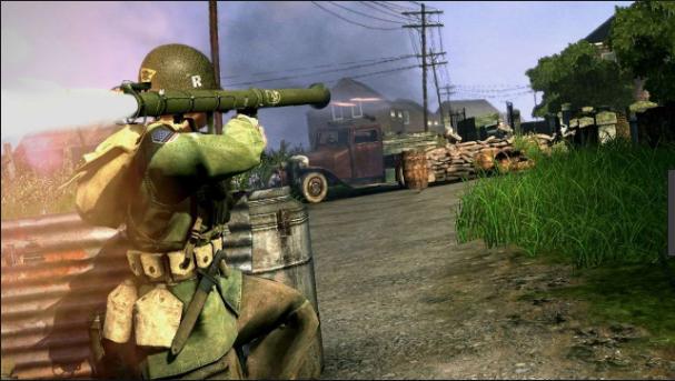 تنزيل لعبة Brothers in Arms Hells Highway للكمبيوتر مضغوطة