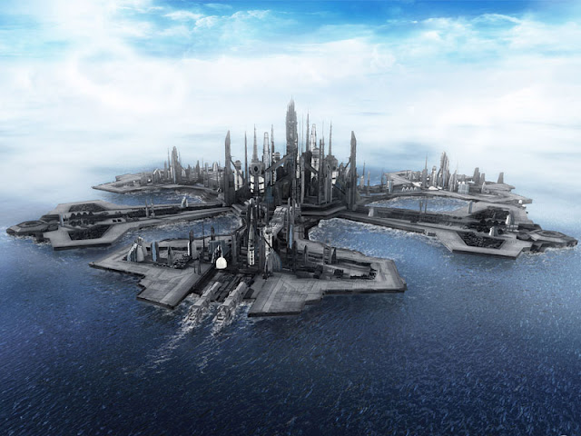 Misteri Abadi Atlantis