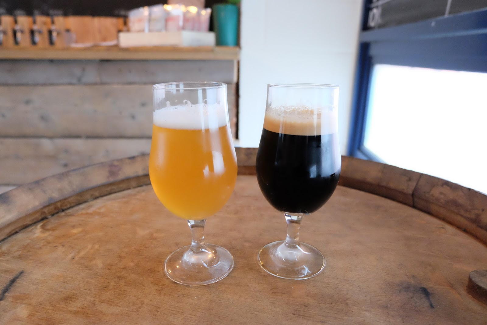 Redchurch brewery mostlyaboutbeer i left the strongest beers till last great eastern india pale ale 74 abv and old ford export stout 75 they are both sumptuous in their respective freerunsca Image collections