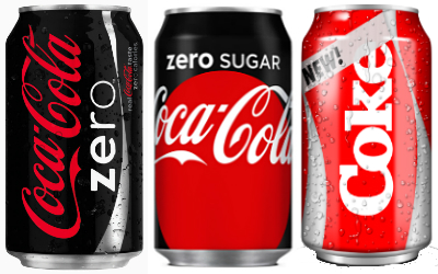 "Coca-Cola announces new ""Coca-Cola Zero Calorie"" soda"