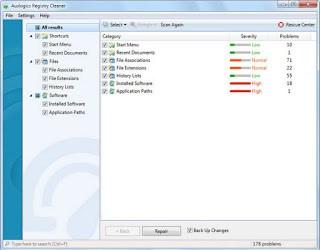 Auslogics Registry Cleaner 7.0.8.0 Multilingual