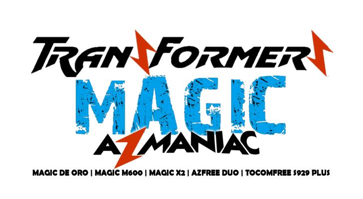 Tocomfree Magic Series