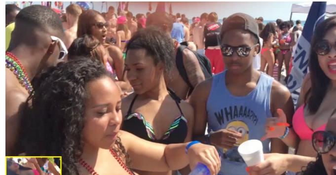 بالفيديو اغتصاب جماعي وحشي لشابة على شاطئ في حفلة مستعرة! أغتصبوها في وضح النهار امام حشد من الناس دون ان يساعدها احد!