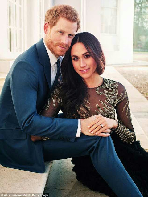 PROPHET OF DOOM! Psychic Predicts Meghan Markle And Prince Harry's Marriage Wont Last