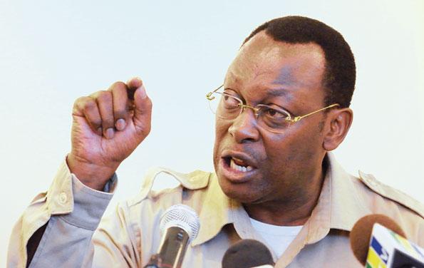 Chadema Hakiwezi Kutetereka au Kufa Kwasababu ya Katambi Kuondoka