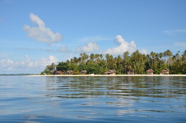 Wisata Aceh Pulau Sikandang