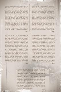 NOSSA HISTÓRIA - A Instalação do Município