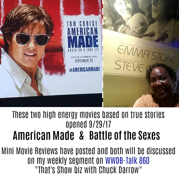 American Made | Battle of the Sexes