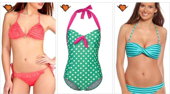 102e6d8f132 Tienen una sección especial de bañadores y bikinis talla grande (hasta la  talla 58) pero además muchos de sus bikinis   bañadores llegan hasta ...