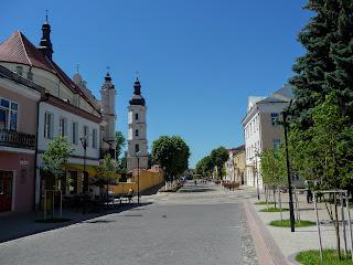 Пинск. Улица Ленина