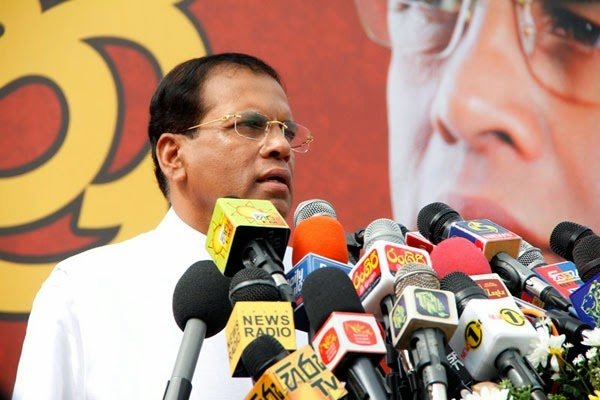 "Maithripala To Meet Young Professionals To Discuss ""Future"""