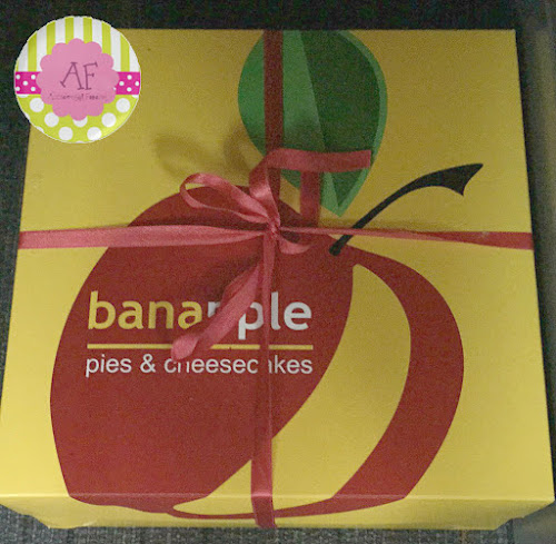 Banoffee Pie from Banapple