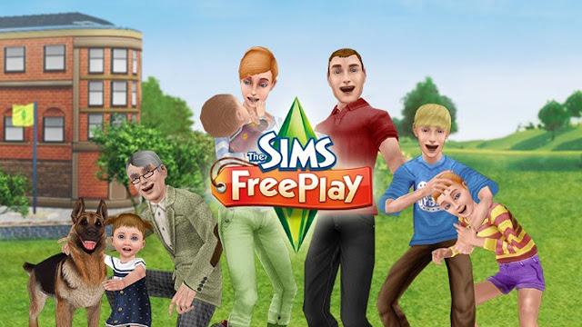 The Sims FreePlay v5.46.0 MOD APK